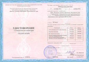 АВА -терапист, педагог предшкольной подготовки Свечкарева Раиса Павловна